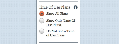 Step 10 - Select Plans with Varied Pricing by Time