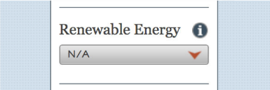 Step 12 - Select how much of your electricity goes to